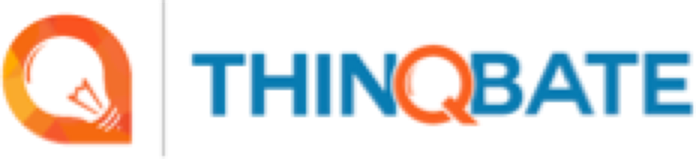 Logo of thinQbate